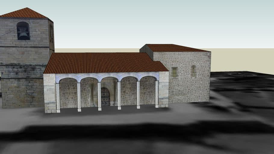 Iglesia de San Esteban de la Sierra