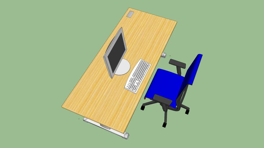 meja computer