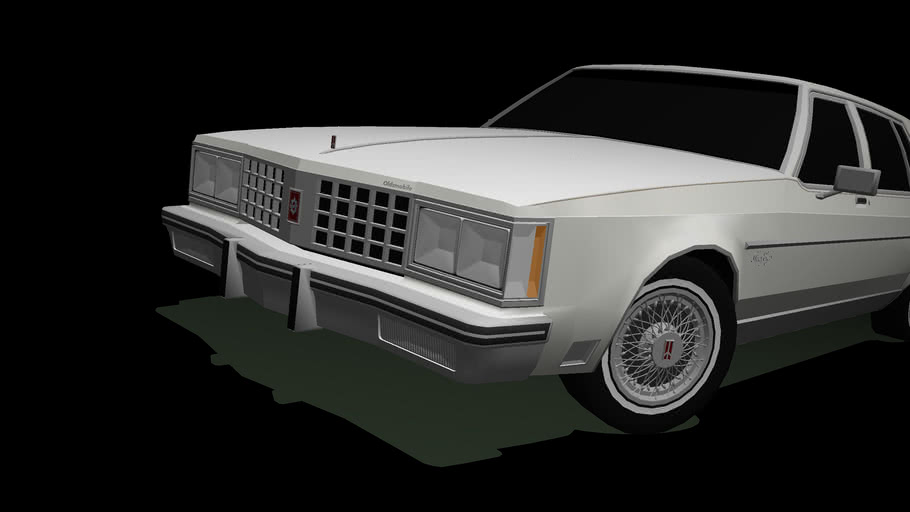 1980 Oldsmobile Ninety-Eight Regency