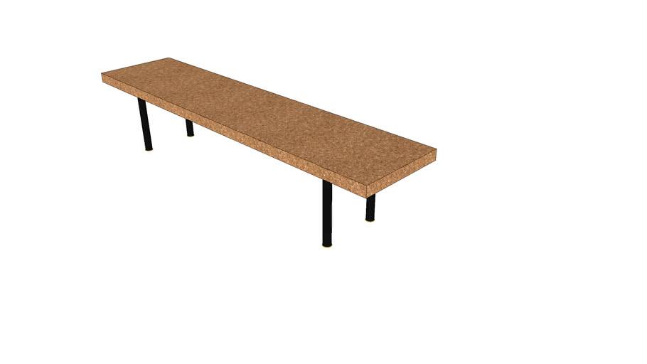 IKEA Sinerlig Coffee Table - Natural Cork