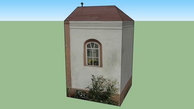 Kapliczka w Uściu Solnym