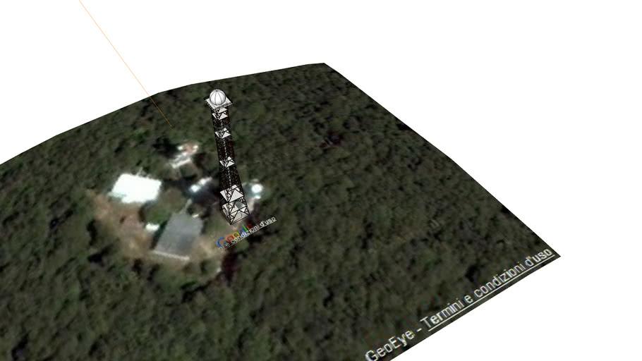 Radar meteorologico di Monte Midia