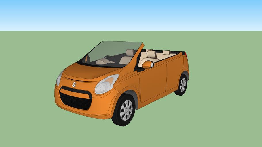 Suzuki Alto Convertible