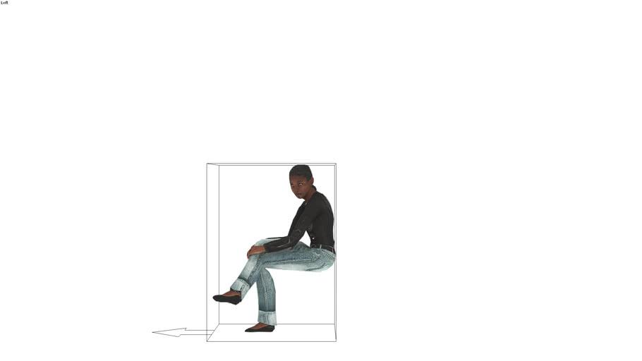 ROCKIT3D | People 0008 sit 2
