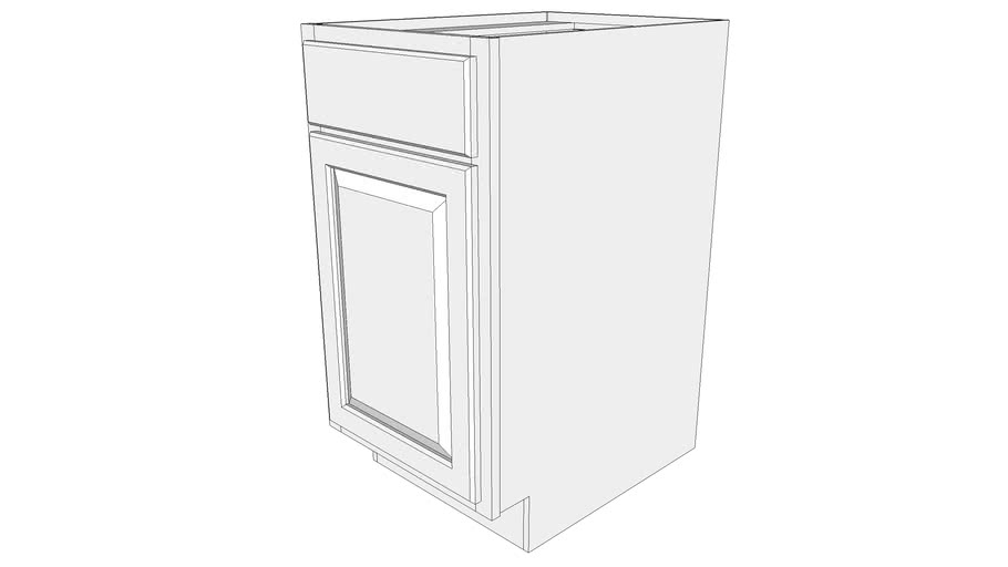 Briarwood Base Cabinet B18