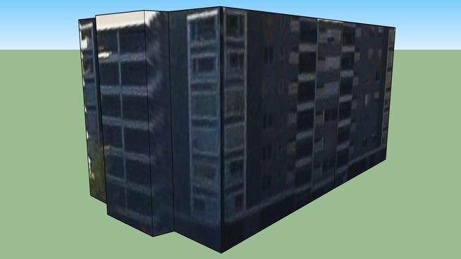 Building in Santiago, Santiago Metropolitan Region, Chile