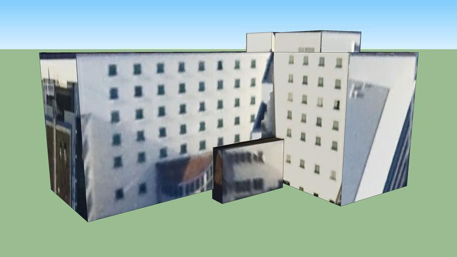 Hotel Mercure Stuttgart, Deutschland