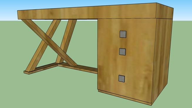 Sunpan Furniture Desk