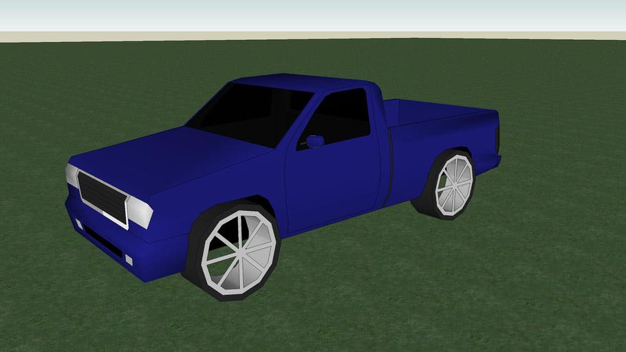 sporty truck