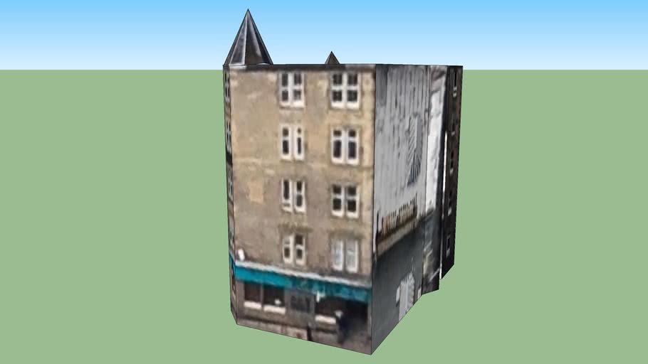 Bâtiment situé Édimbourg EH7 6AQ, Royaume Uni