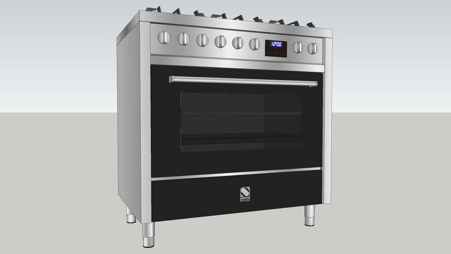 Steel Cucine Genesi 90 Antracite