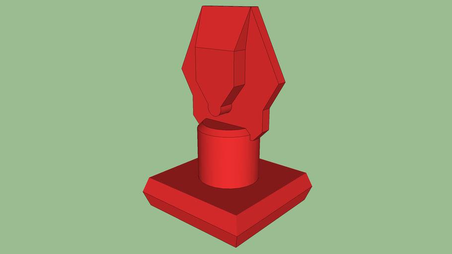 Khet Pharaoh (red)