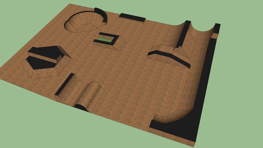 Brick Skatepark