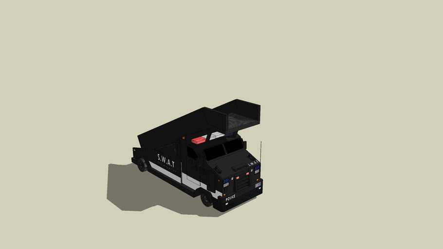 S.W.A.T. Truck with Scale