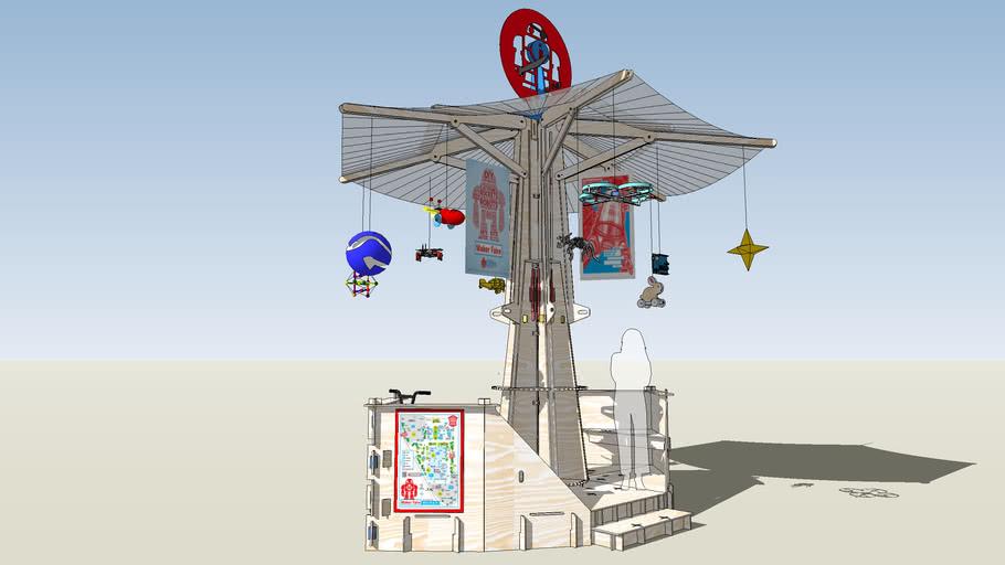 20140414 Maker Faire Design Challenge Kyokoo