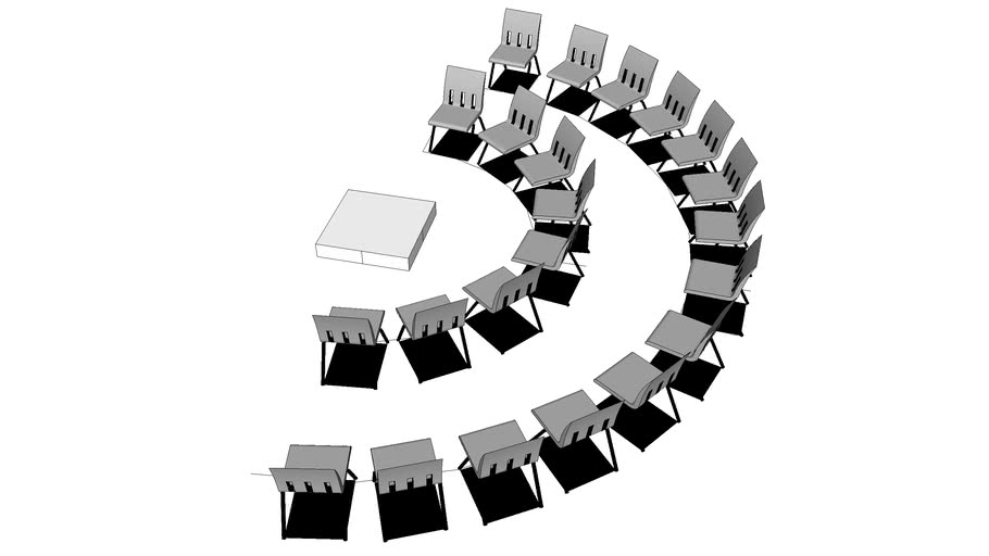 Ensemble Room Seating