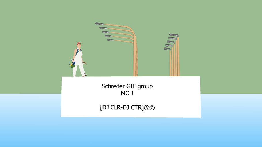 Schreder GIE group MC1 (MCX)