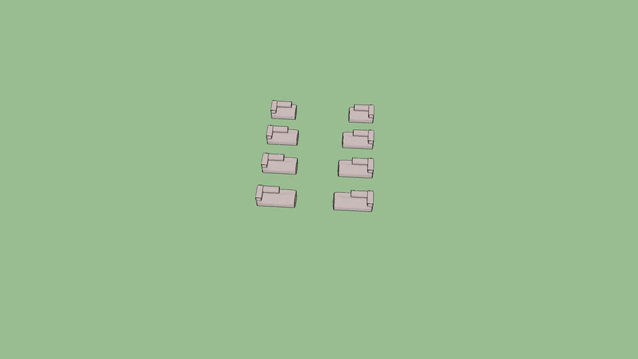 Canto parcial_Sofá Lego