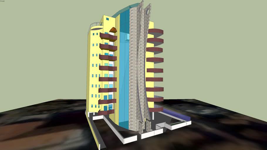 Lignano Sabbiadoro - V.Le Platani - Torre Baja