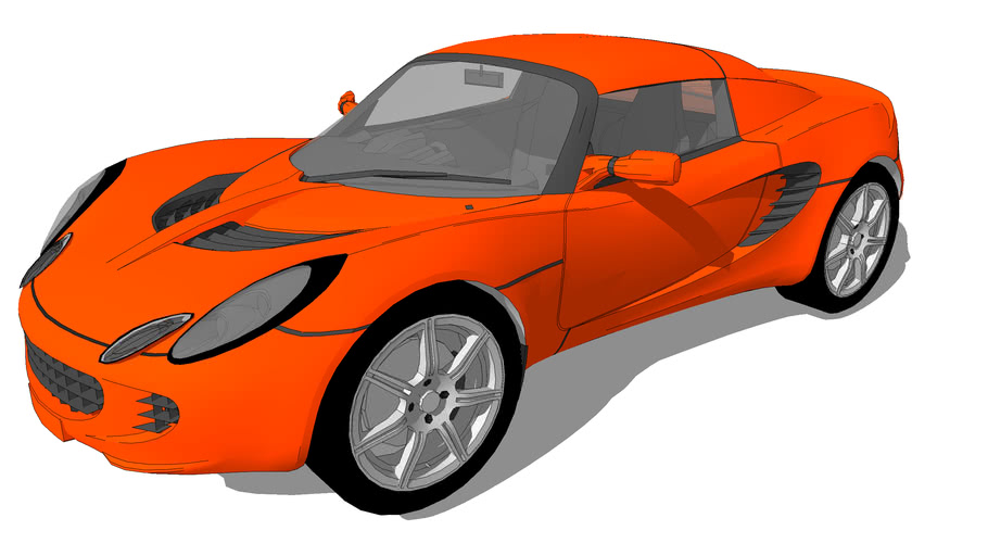 Vehicles - Lotus Elise S2