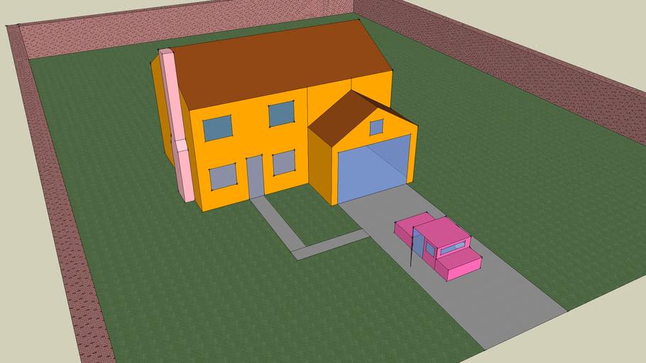 The Simpson Family House