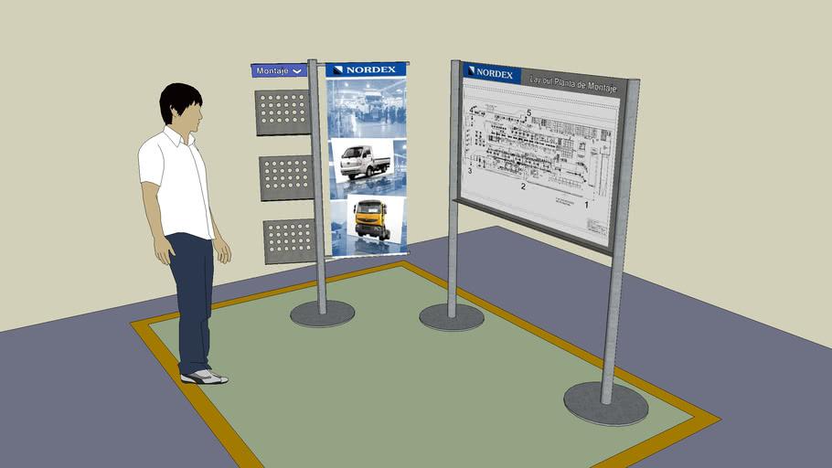 modulos informativos / company display