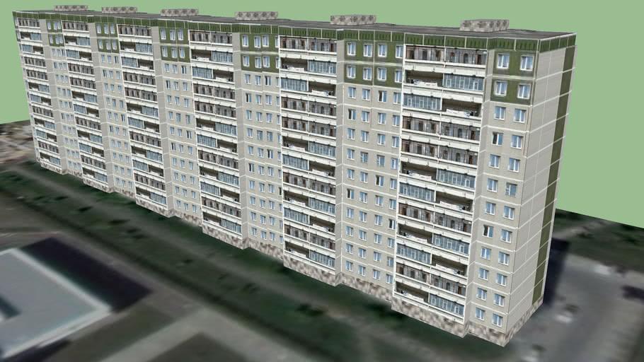 улица Крестинского, 37к2