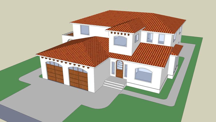 Mediterranean House 02