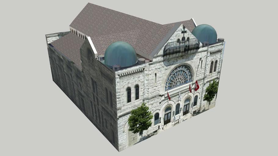 Baptist Temple @ Temple U. in Philadelphia, PA, USA