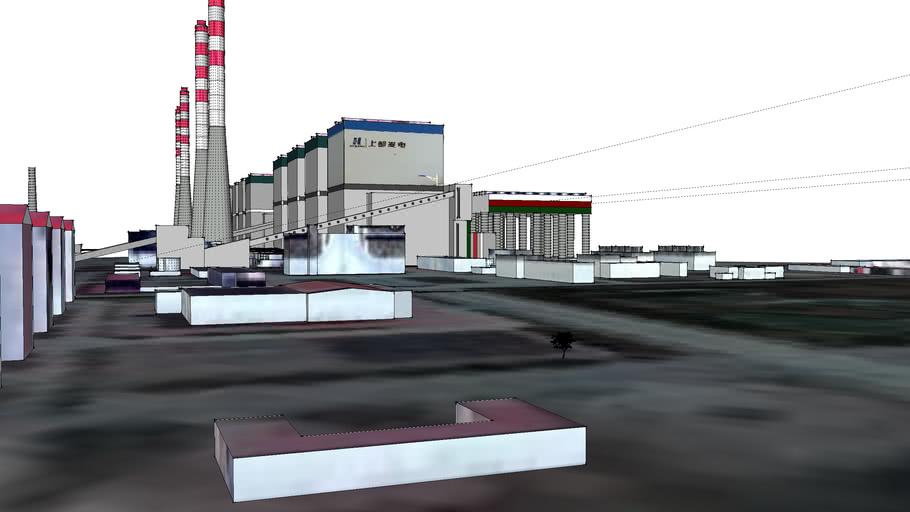 Shangdu Power Plant