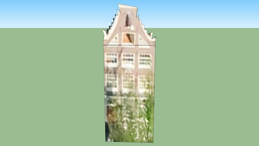 Edificio in 1017 EH Amsterdam, Paesi Bassi