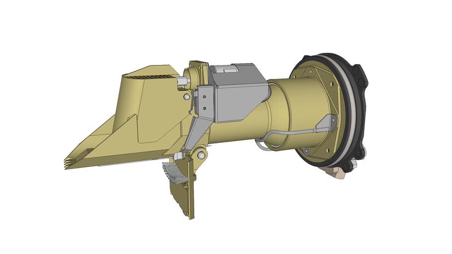 Viking '75 Mars Lander Surface Sampler Collector Head