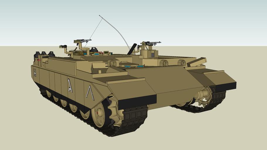 IDF Puma APC