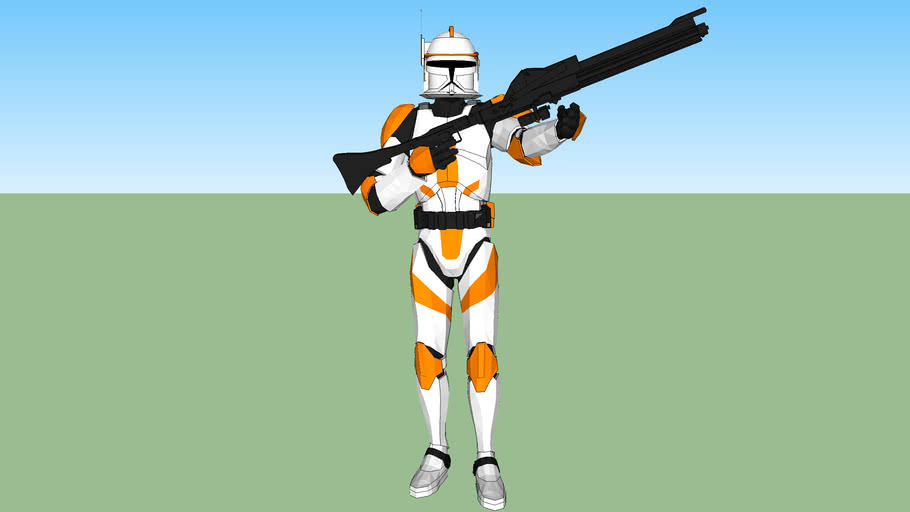 Clone Trooper (Commander Cody ep2)