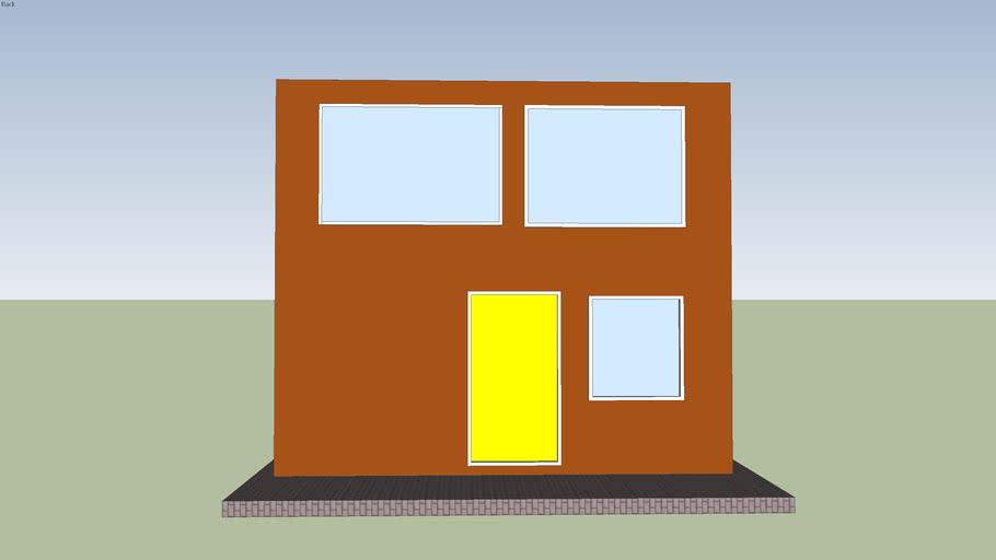 Con color la casa