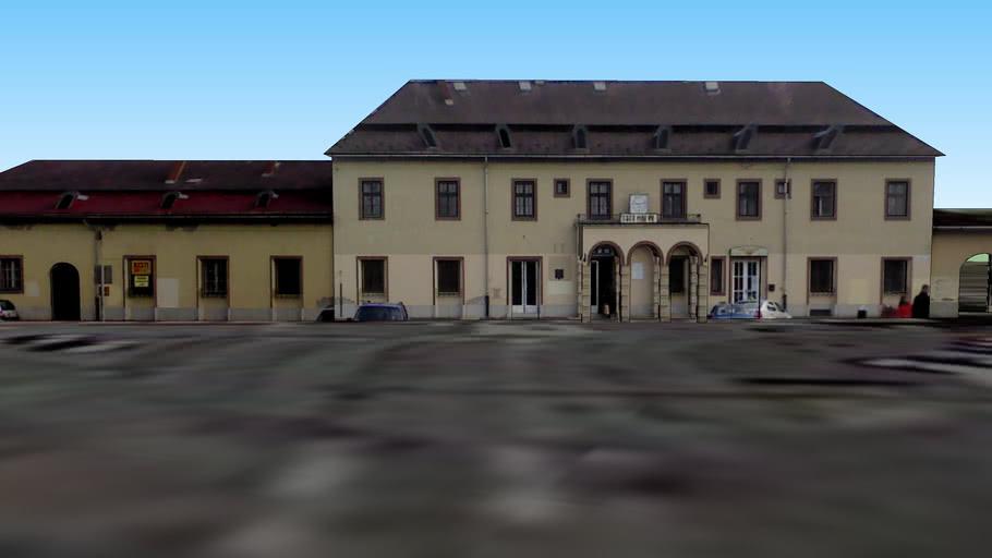Eger, vasútállomás