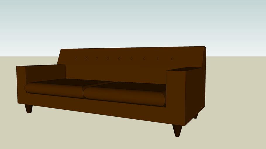 Contemporay Urban Sofa