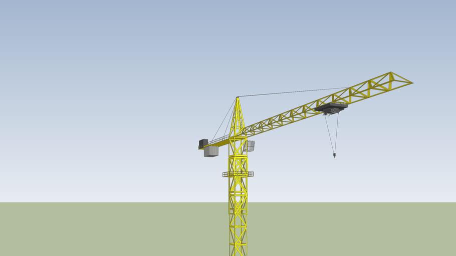 LIEBHERR Tower Crane  JIB 50M