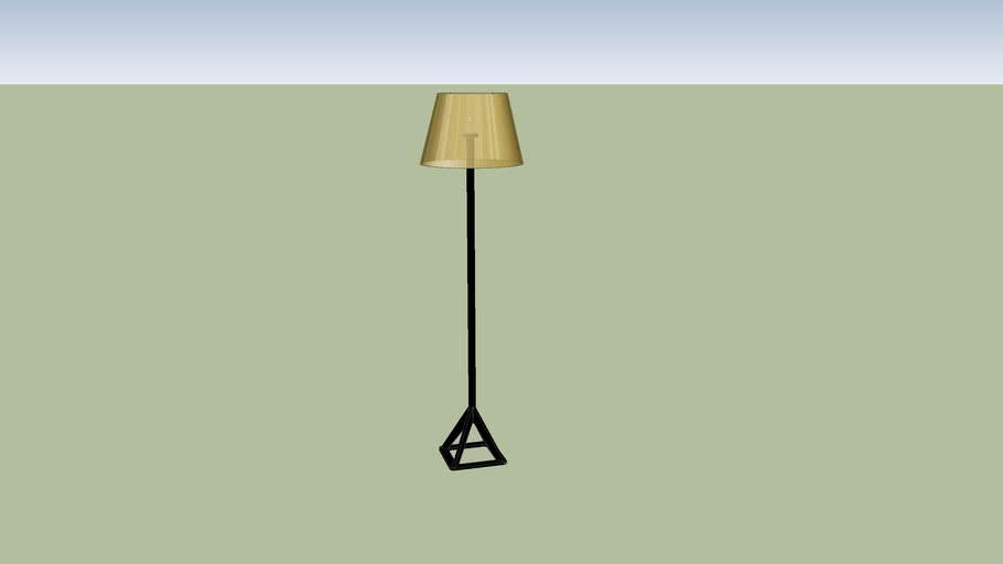 Tom Dixon floor lamp by David Mifsud