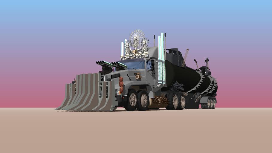 Mad Max Tanker Truck