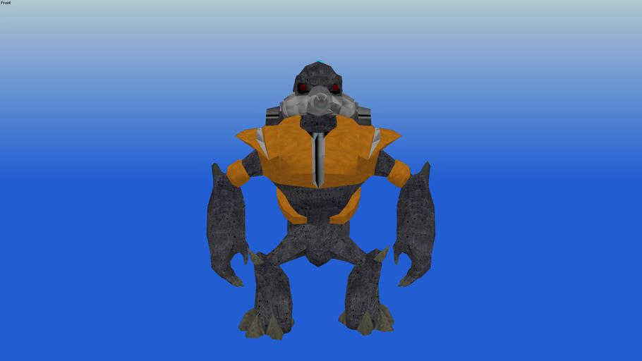 Halo 3: Grunt (Unggoy)