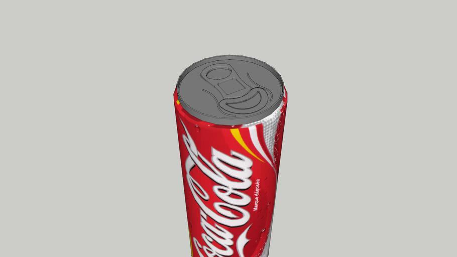 Coca Cola can 250ml