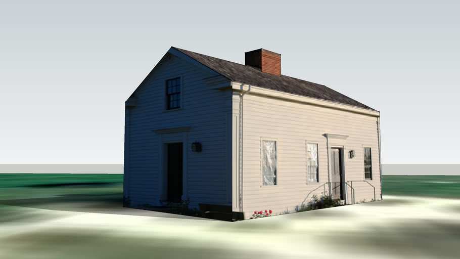 Sarah Granger Kimball Home - Historic Nauvoo