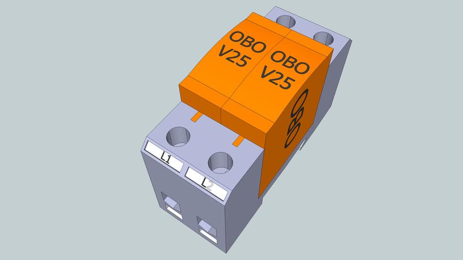 DPS Tipo I + II , V25 B 2