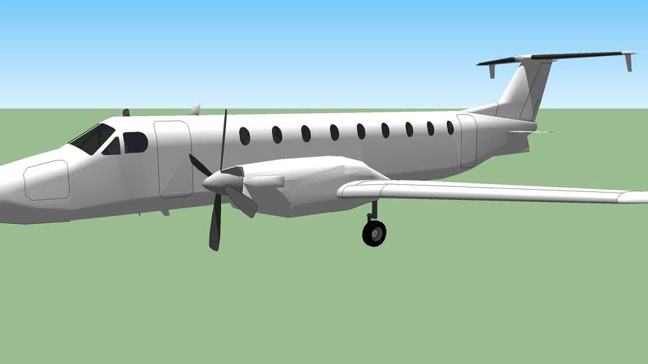 Template - Beechcraft 1900D
