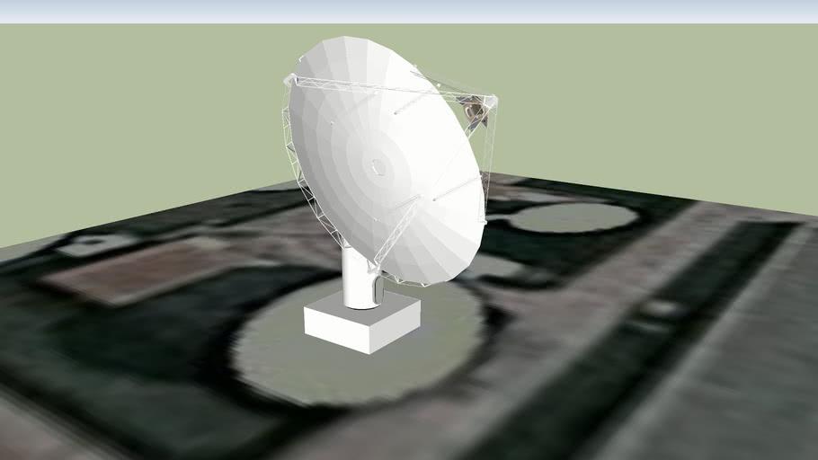 542台无线电接收塔