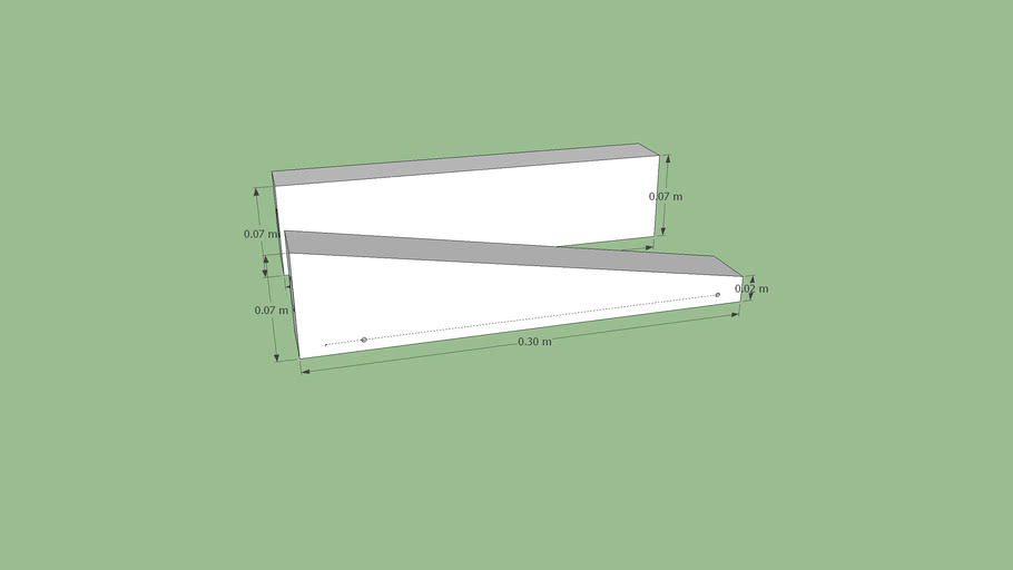 Metric 500 Body Blank