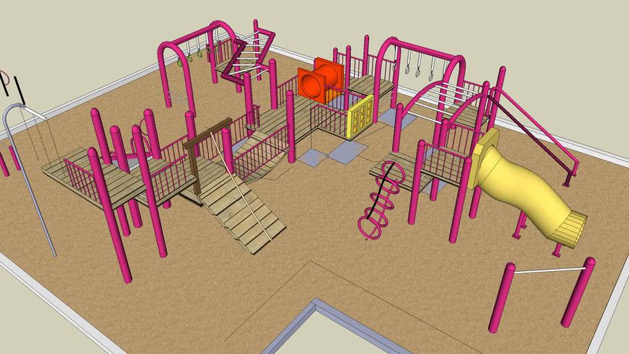 Homma Tomekichi Elementary (playground)