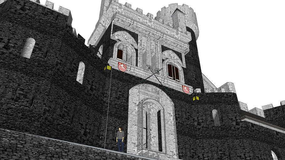 Black King Castle