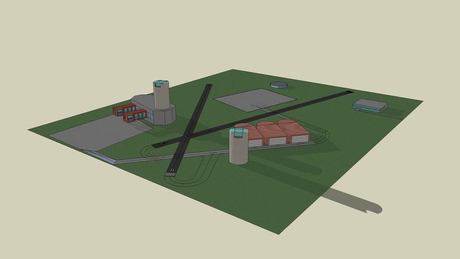 2-Runway-Airport
